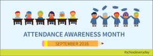 September is Attendance Awareness Month